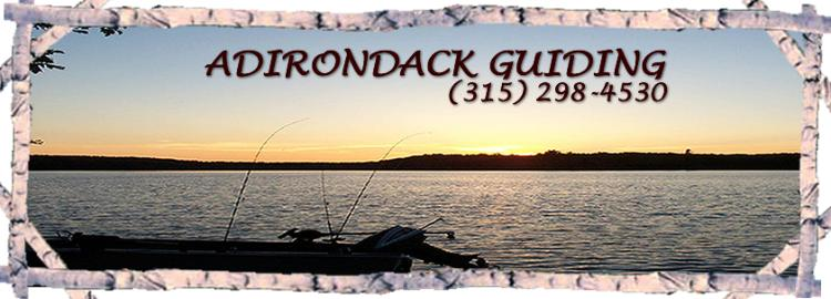 Adirondack Guiding - Plan your next vacation with us. If you want to go fishing, kayaking,canoeing or camping look no further.